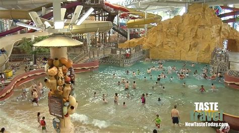The Largest Indoor Water Park: Kalahari Resort - Wisconsin ...