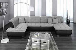 Sofa U Form Grau : xl couches und andere sofas couches von arbd online kaufen bei m bel garten ~ Markanthonyermac.com Haus und Dekorationen