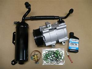 A  C Ac Compressor Kit 1997