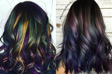 Color On Hair by Slick Hair Colors Pastel For Brunettes Hairstyles