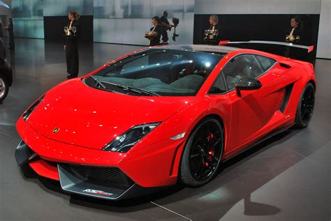 Lamborghini Gallardo Super Trofeo Stradale Hits The Stage