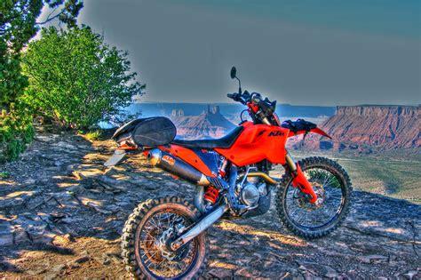 Ktm Street Legal Dirt Bike, One Day...