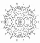 Coloring Mandala Chandelier Pages Grass Printable Getcolorings sketch template