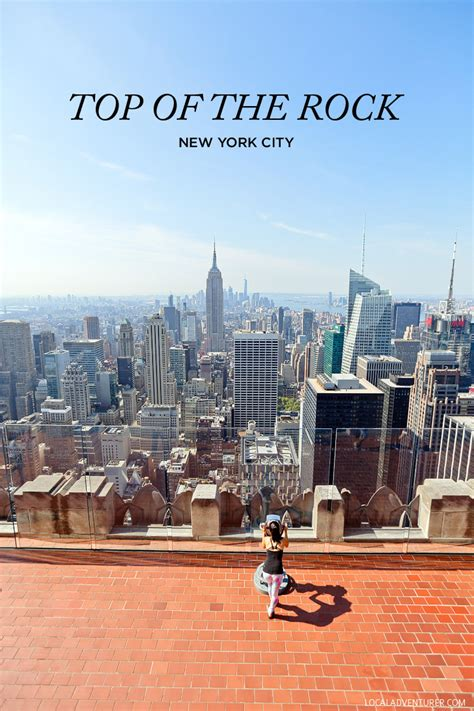 Your Guide To Top Of The Rock At Rockefeller Center + Tips