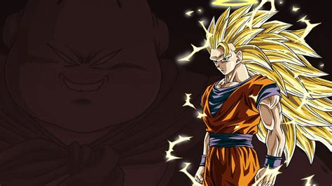 Free Download Goku Dragon Ball Z Backgrounds