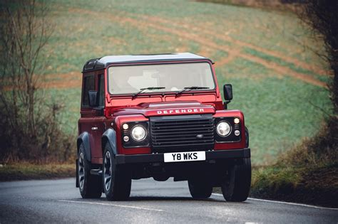 land rover defender 2018 the land rover defender works v8 edition