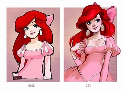 Ariel Loish Disney Princesa Inspire Uma Cor