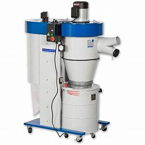 Axminster Industrial Series UB-2200VECK Cyclone Extractor