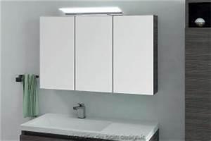 meuble de salle de bain design simple vasque meuble salle With porte d entrée alu avec miroir salle de bain 100 cm