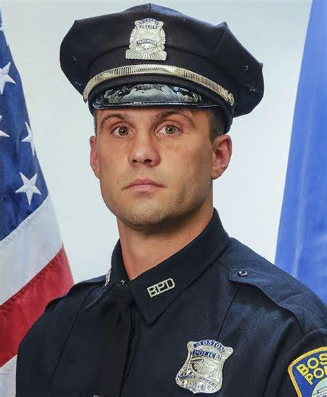 Video Of Shooting Of Boston Police Officer Released Wbur