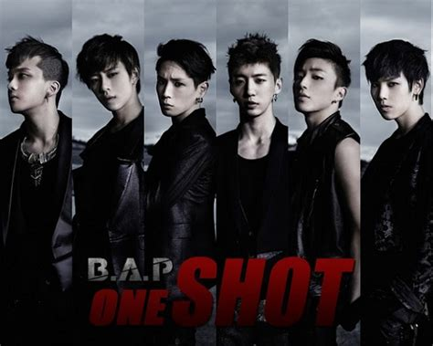 """B.a.p. Gets """"one Shot"""""""