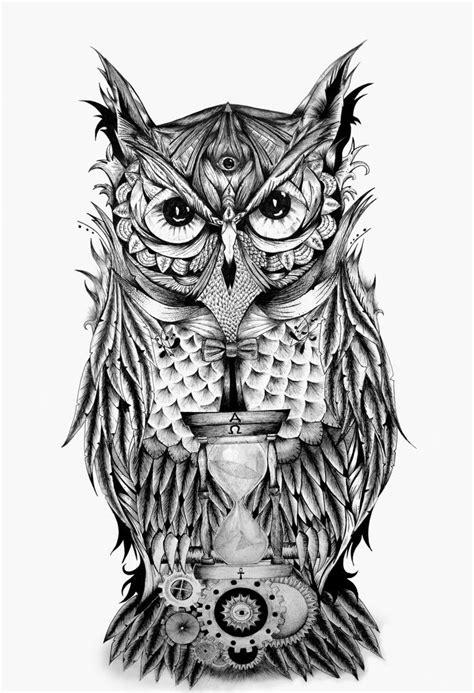 The Owl's Time - Stefano D'Andrea | Socialdoe.com | Owl