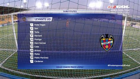 Club Friendly - Villarreal vs Levante - 05/09/2020