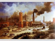 art in the industrial revolution