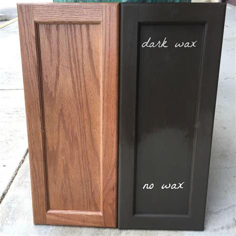 Kitchen Cabinet Paint Ideas Colors - annie sloan dark chocolate brown master bathroom cabinet makeover