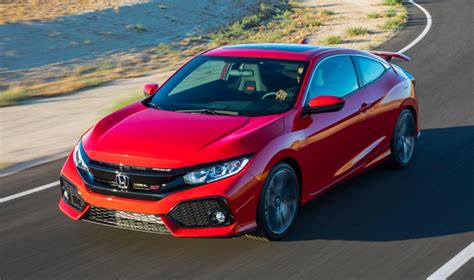 2017 Honda Civic Si-specs And Performance Review