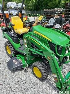 John Deere 2018 1025r Other Tractors For Sale