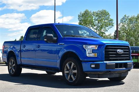 2016 Ford F-150 Xlt Supercrew Fx4! For Sale #68100