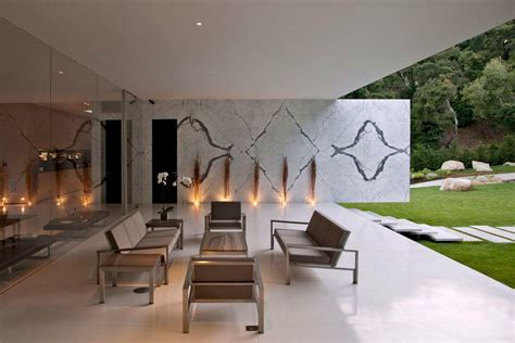 Best Window Covering For Kitchen by The Glass Pavilion An Ultramodern House By Steve Hermann