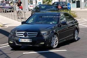 Mercedes Classe C 2011 : the jancox scoop 2011 mercedes benz c class sedan facelift and new c class coupe snagged together ~ Maxctalentgroup.com Avis de Voitures