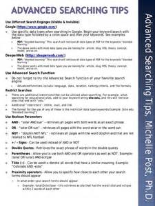 boolean resume search techniques this quot sheet quot provides some tips for using different features data types