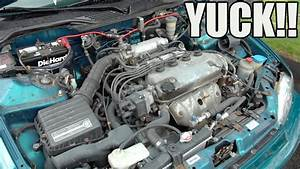 Detailing A 23 Year Old Engine Bay For The First Time