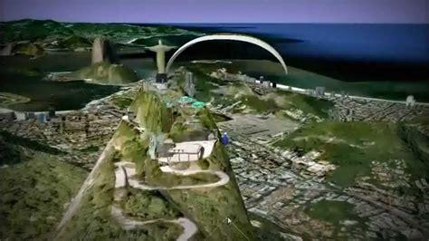 Paragliding Simulator for Google Earth Rio de Janeiro acro ...
