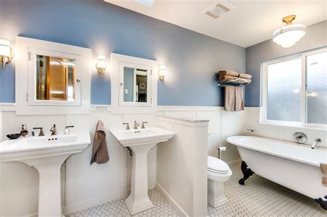 Bathroom Pedestal Sinks Ideas by 154 Great Bathroom Ideas And Designs For Every Budget