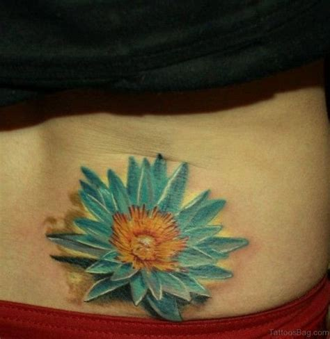 nice  flower tattoos