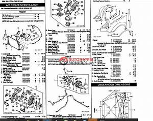 2004 Toyota Tacoma Center Console Wiring Diagram  Toyota