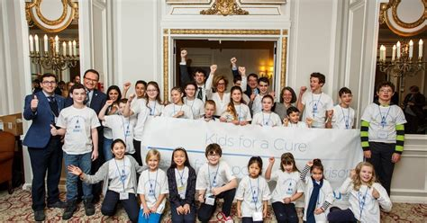 Kids For A Cure Lobby Day 2018