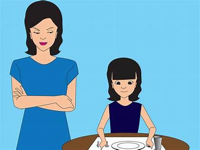 Manners Restaurant Teach Dining Wikihow Steps