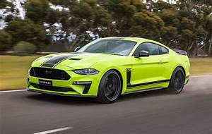 Ford Mustang R-Spec Is A Green Car We Care About