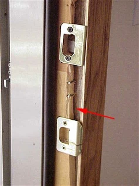 door jamb replacement how to repair a broken door jamb