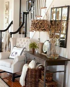 30, Entryway, Decor, Ideas, 2021, That, Are, Warm, U0026, Welcoming