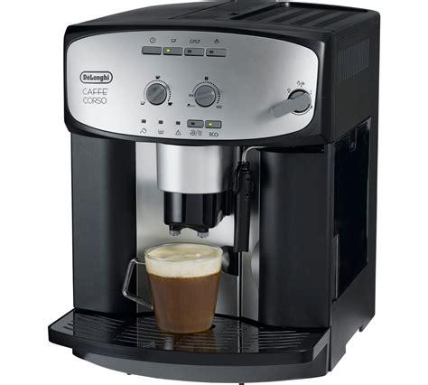 delonghi esam cafe corso bean  cup coffee machine