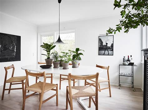 17 Stunning Scandinavian Dining Room Designs That Will Inspire You
