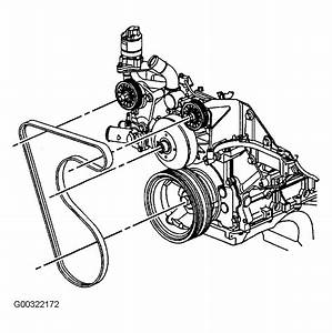 1997 Gmc Sierra Serpentine Belt Diagram