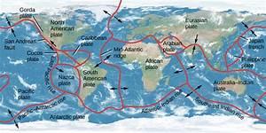 8 2 Earth U2019s Crust And Plate Tectonics  U2013 Douglas College