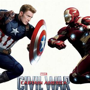 Captain America vs. Iron Man by predatorX20 on DeviantArt