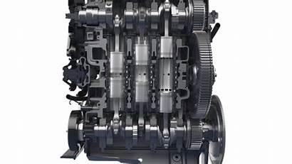 Engine Engines Piston Opposed Achates Radical Cutaway