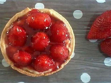 recettes de tartelette et fruits 2