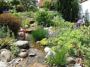 Kleiner Bachlauf Garten : bachlauf im garten anleitung ~ Michelbontemps.com Haus und Dekorationen