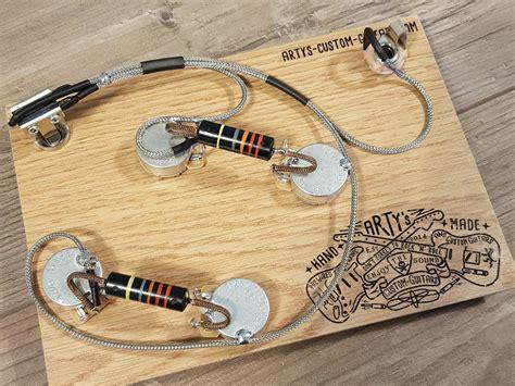 es 335 es 330 wiring harness arty s custom guitars