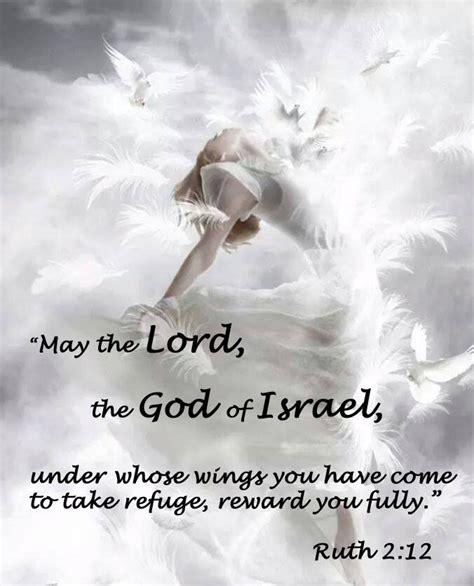 ruth  nlt   lord  god  israel