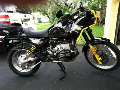 Bmw R100gs by 1994 Bmw R100gs Moto Zombdrive