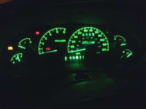 Dash Lights by Led Dash Lights Ford Ranger Forum