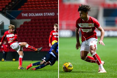 Bristol City set to lose two young talents with season ...