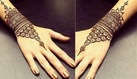 mehndi design tattos henna art bridal modern