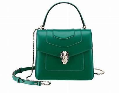 Forever Bag Bvlgari Serpenti Bulgari Crossbody Emerald